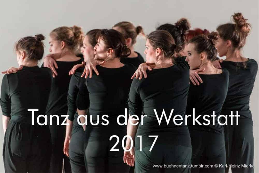 Tanz aus der Werkstatt 2017